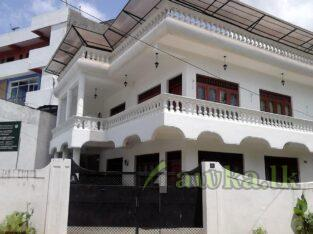 HOUSE FOR SALE IN RATNAPURA MUNICIPAL LIMIT